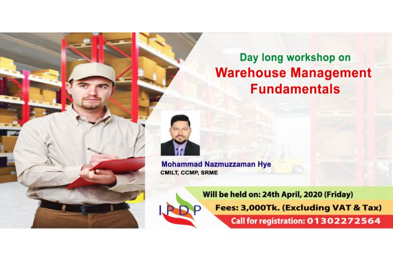 Day long workshop on ``Warehouse Management Fundamentals''