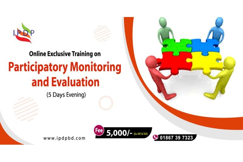 """Online Certificate Course on ``Participatory Monitoring and Evaluation"""" (6 Days Evening)"""