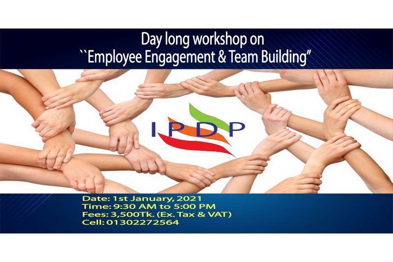 """Day long workshop on ``Employee Engagement & Team Building"""""""