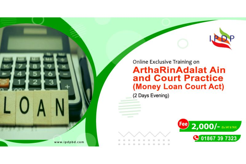 """Online Exclusive Training on ``Artha Rin Adalat Ain and Court Practice"""" (2 Days Evening)"""
