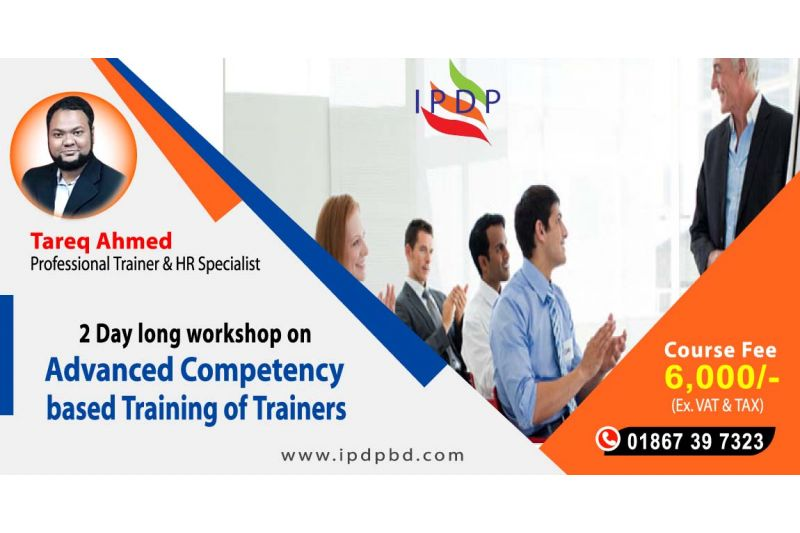 """2 Day long workshop on ``Advanced Competency based Training of Trainers"""""""